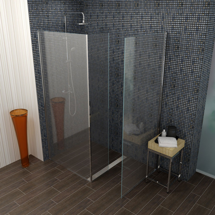 Polysan MODULAR SHOWER MS80B
