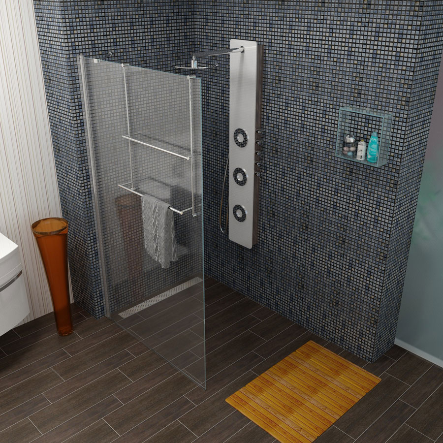 Polysan MODULAR SHOWER MS170 - ATYP